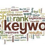 Palabras clave y posicionamiento web