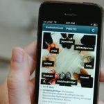 Redes Sociales etiquetado instagram