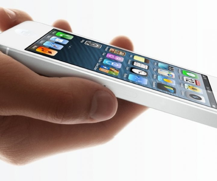 Dispositivos móviles iphone joven electrocutada
