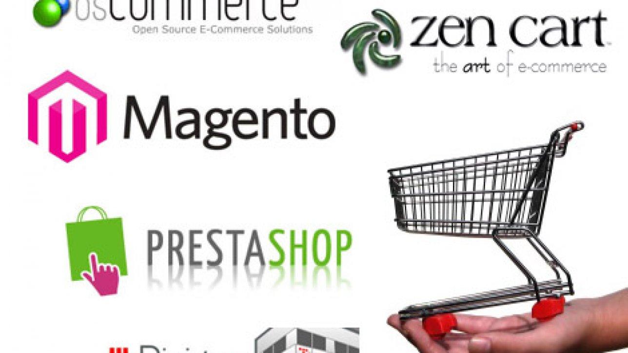 Plataformas ecommerce tienda online